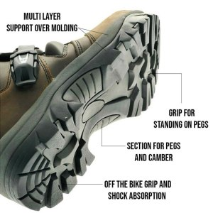 ed332b2dd7a Best Adventure Motorcycle Boots 2019 – The Ultimate Buyer's Guide ...