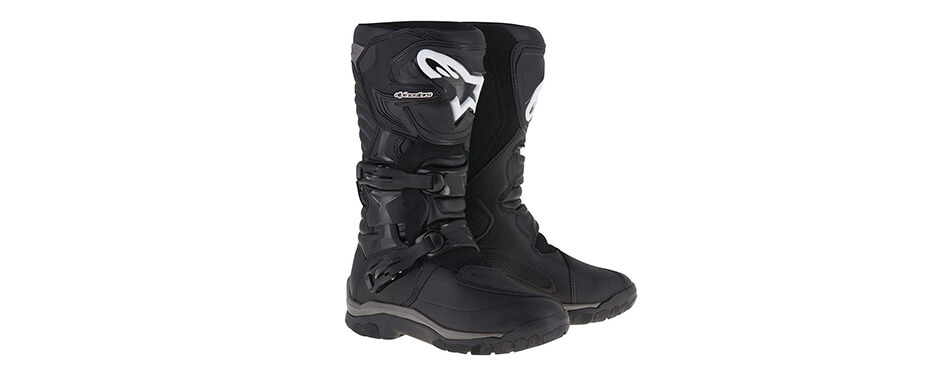 Photo of motorcycle boots called Alpinestars Corozal Advenure Drystar Boots